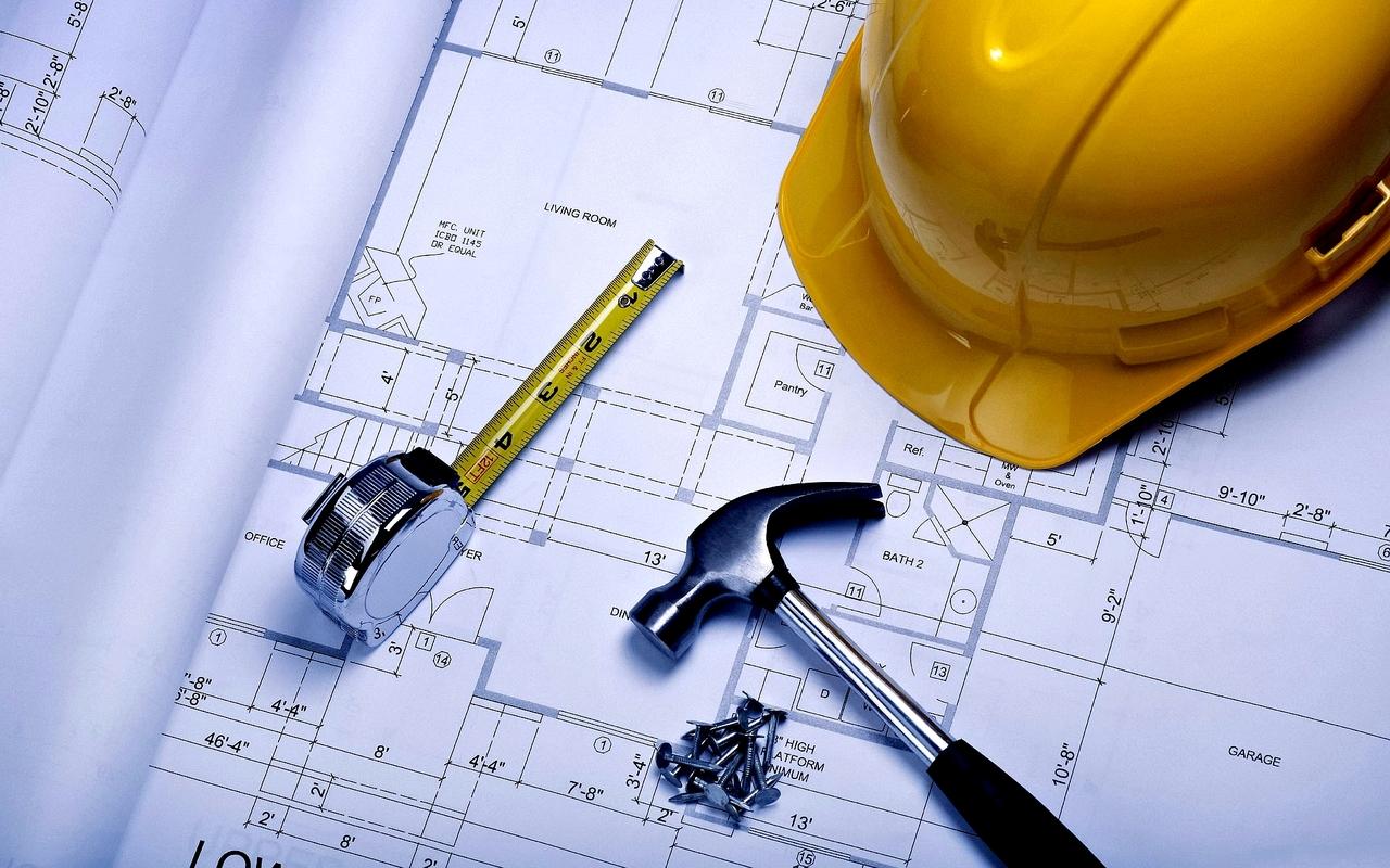 Открытки по строительству